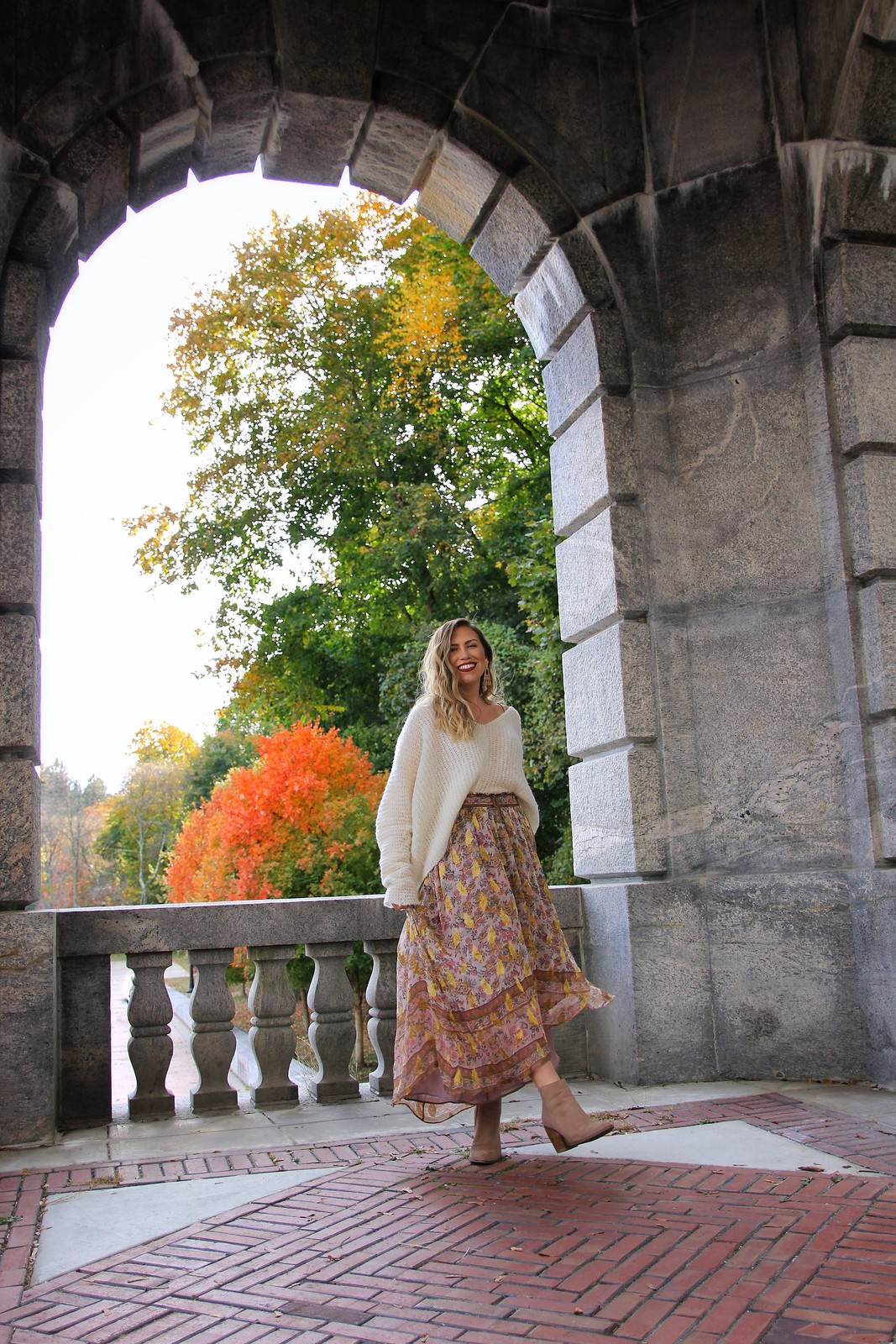Bohemian Outfit | Fall Boho Outfit Inspiration
