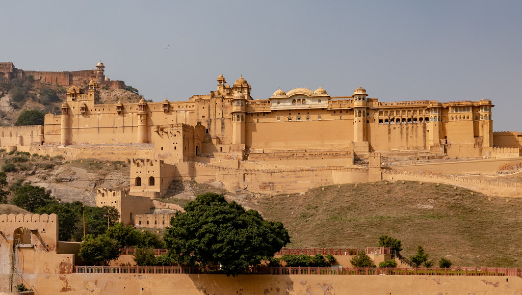 Jaipur, India, Capital of Rajasthan | Amer Fort is known for… | Flickr