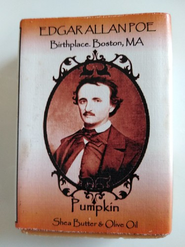 What I Got at the International Edgar Allan Poe Festival in Baltimore
