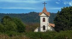 Cherquenco (Araucanía, Chile) – La iglesia católica