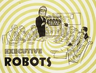 Executive Robots - Prizes Given : HMK Archive