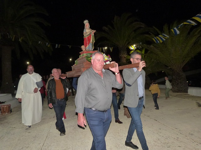 Festividad en honor a Santa Catalina