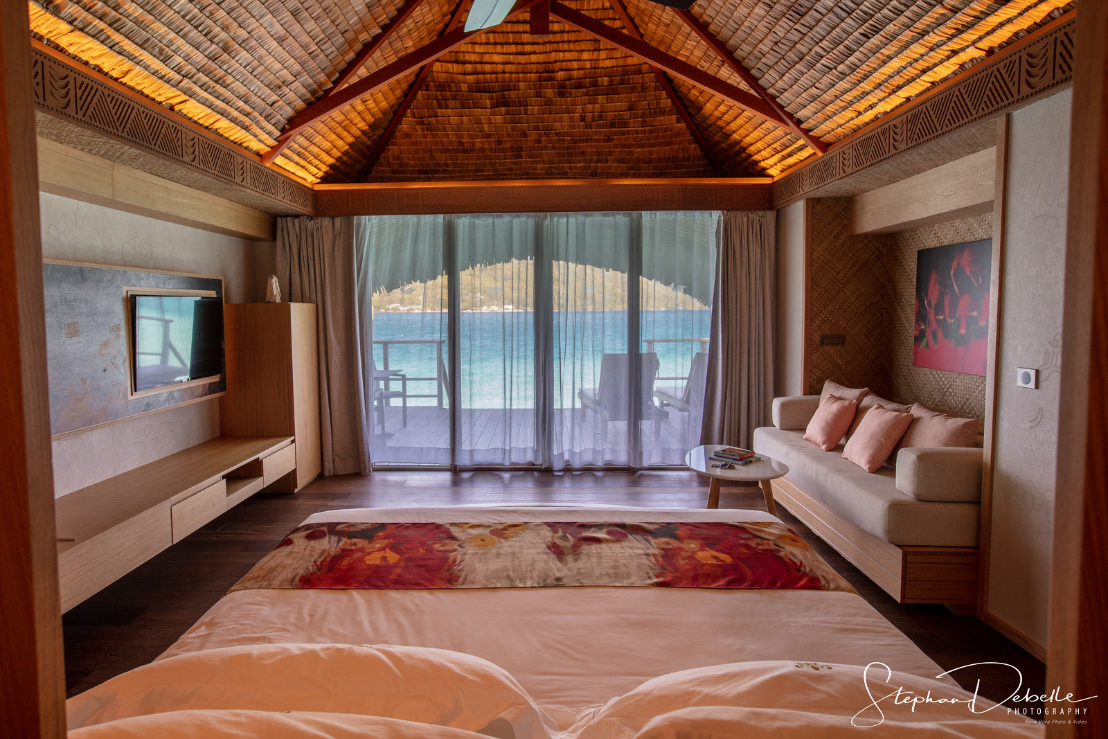 The Pearl Beach Bora Bora