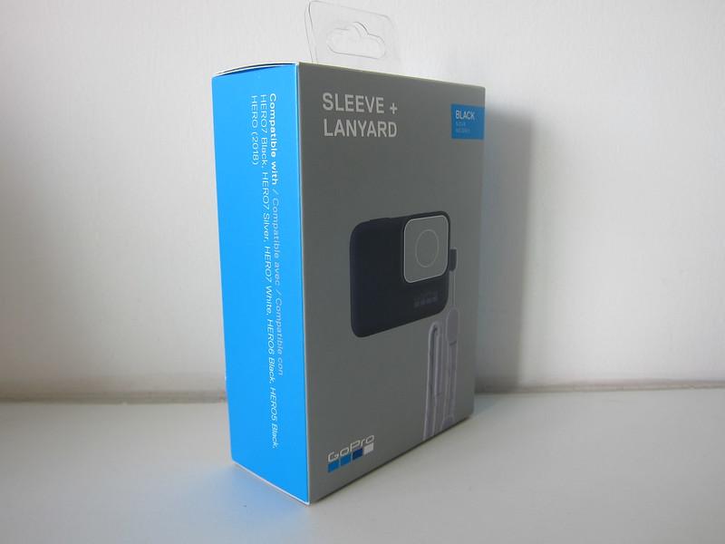 GoPro Sleeve + Lanyard - Box