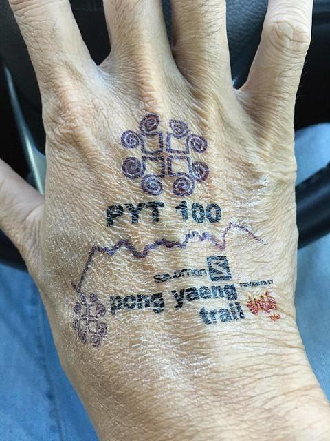 PYT100 2019 tattoo