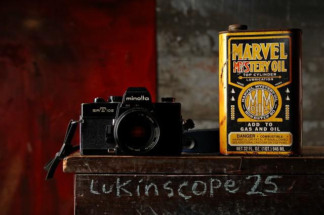 Lukinscope 25