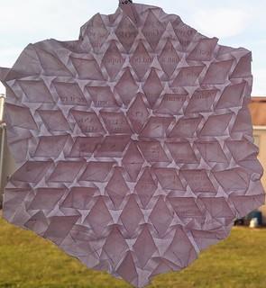 Crazy Rhombus Spread Flagstone
