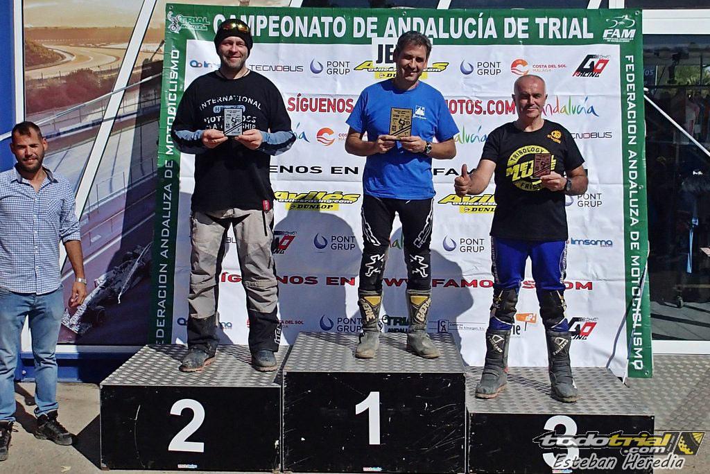Trial de Jerez, Cto. de Andalucía 2019