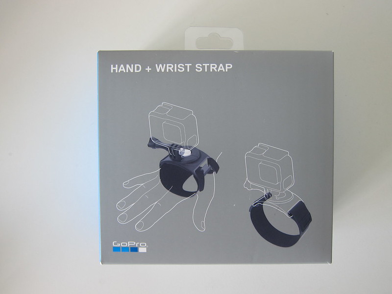 GoPro Hand + Wrist Strap - Box Front