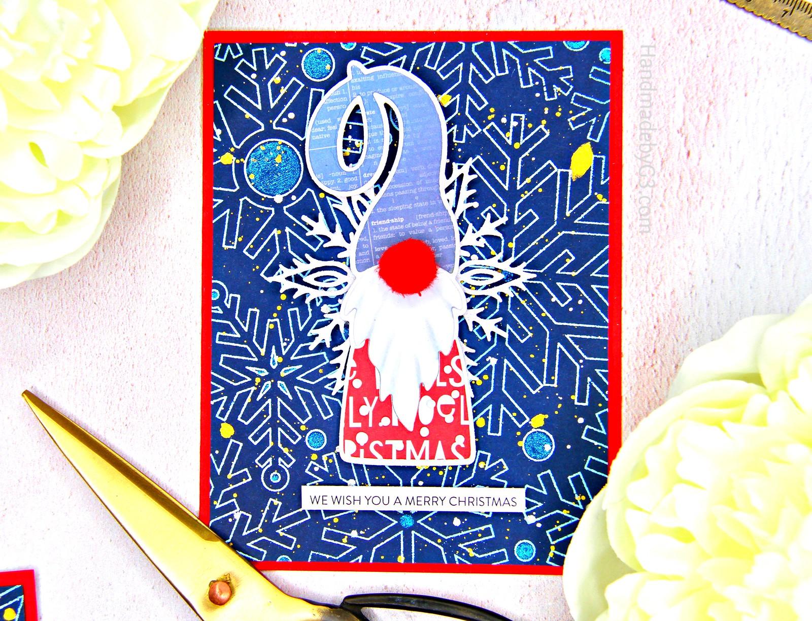 Gnome card #1