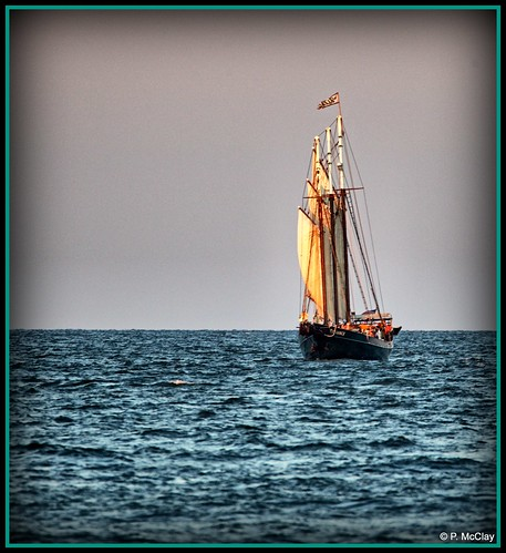 sunsetcruise yorktown virginia schooner alliance ocean sunset sail sailing sea coast coastal chesapeake bay canon eos slr 6d boat ship flickr outdoor water sky gray blue