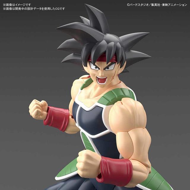 孤身對抗邪惡的賽亞人戰士!Figure-rise Standard《七龍珠》巴達克 組裝模型(Figure-rise Standard バーダック)
