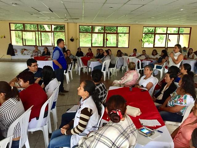 talleres de mujeres sobrevivientes del conflicto