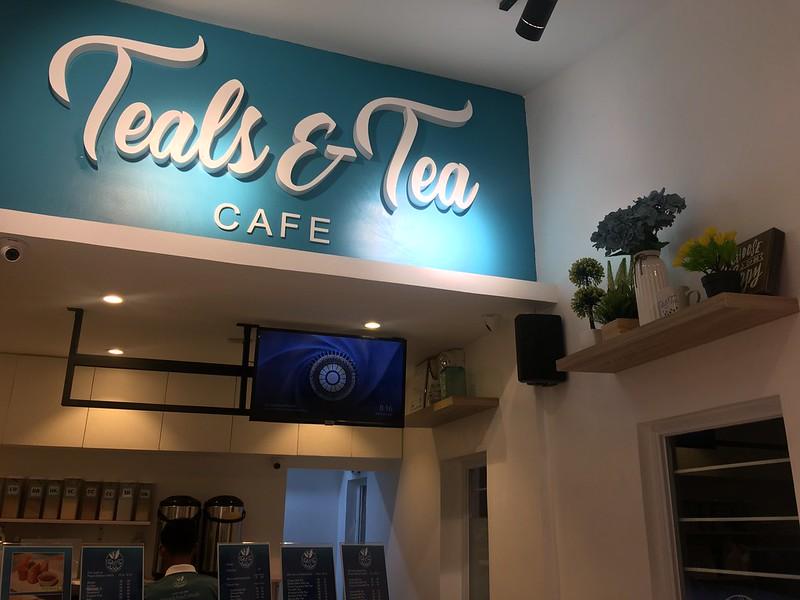Teals & Tea, De Castro