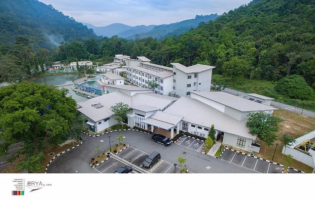Eryabysuria Hotspring Bentong, Pahang