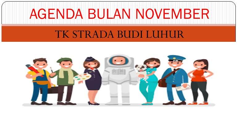 Agenda Bulan Nopember 2019