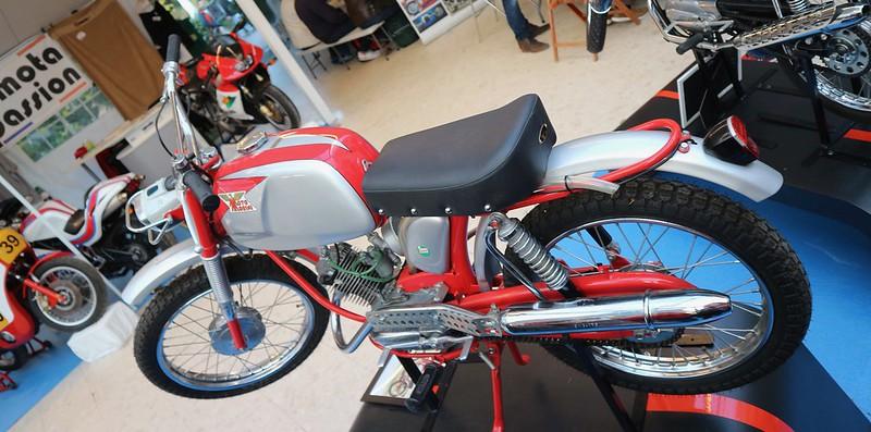 Moto Morini Corsarino Scrambler 48,82 cc quatre temps 4 vitesses 1966 49125954308_dcbeacc006_c