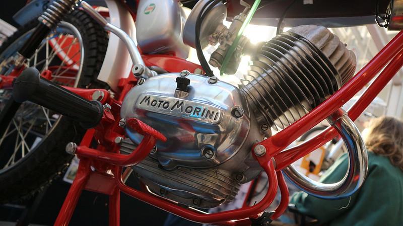 Moto Morini Corsarino Scrambler 48,82 cc quatre temps 4 vitesses 1966 49125955258_0b0c8f68fc_c