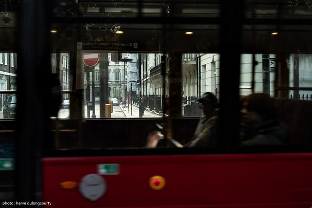 Through the Bus