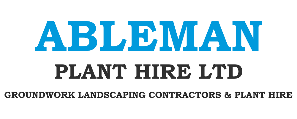 Ableman Plant Hire - Groundwork, Landscaping & Plant Hire