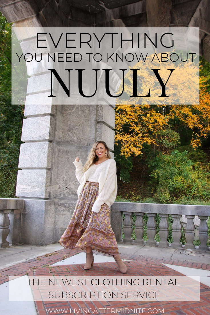Everything You Need to Know About nuuly - the Newest Clothing Rental Service