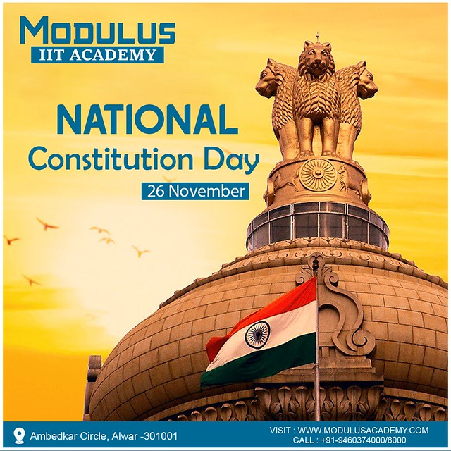 National Constitution Day: Modulus Academy