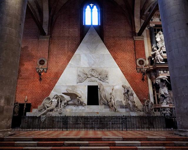Canova's Tomb