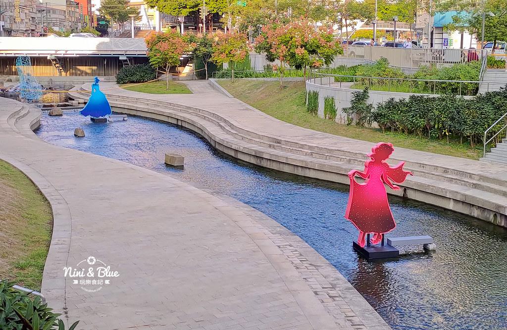 2019台中耶誕夢想世界.柳川水岸景觀步道07