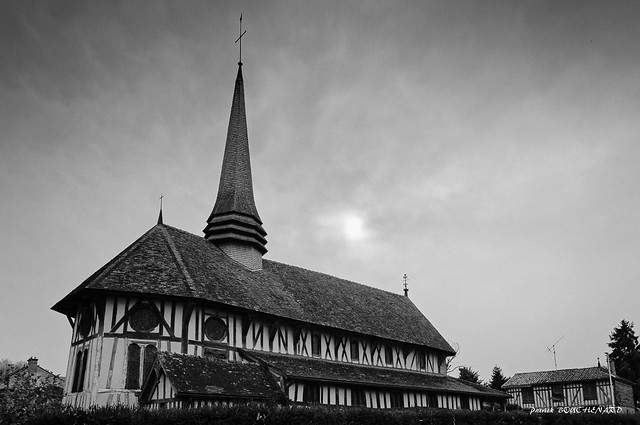 Eglises à pans de bois