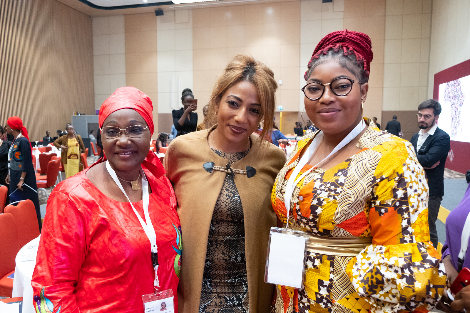 Global Gender Summit Kigali 2019 : Launch of McKensey's Research Report