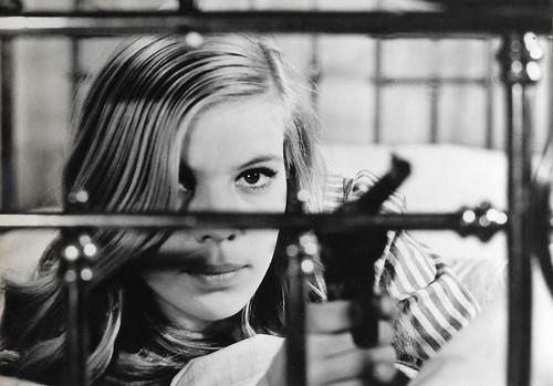Heidemarie Wenzel in Abschied (1968)