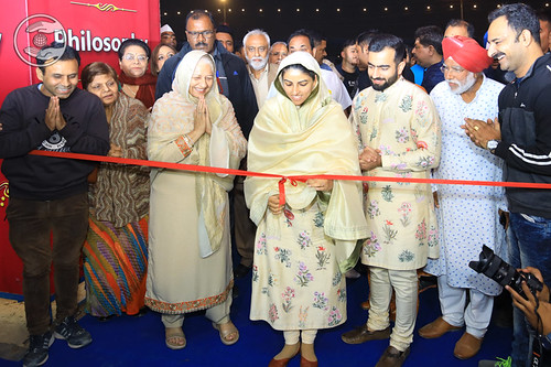 20191114Her Holiness inaugurated Nirankari Exhibition_exhibition-1