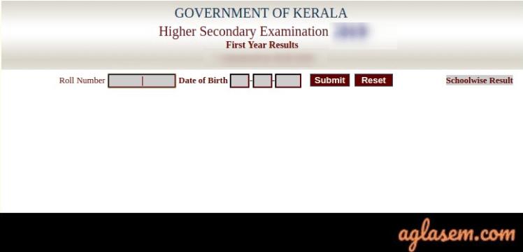 Kerala Plus One Result 2020