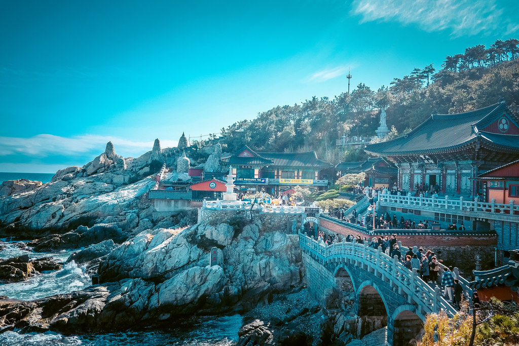 Haedong Yongungsa Temple