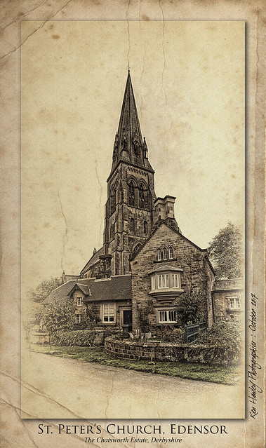 St. Peter's Church, Edensor