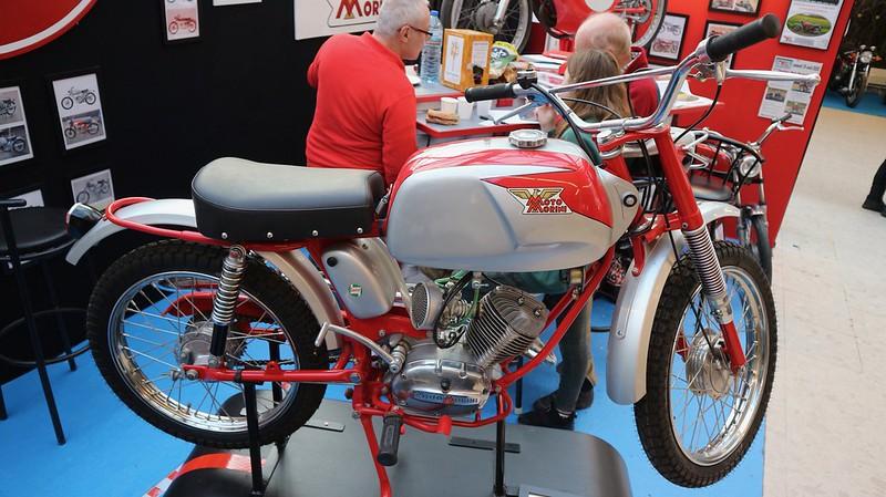 Moto Morini Corsarino Scrambler 48,82 cc quatre temps 4 vitesses 1966 49126447566_716d193c0e_c