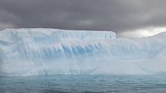 Sculpted Iceberg, Ciera Cove, Antarctica