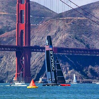 2013 #yachting #sailing #ac72 #americascup
