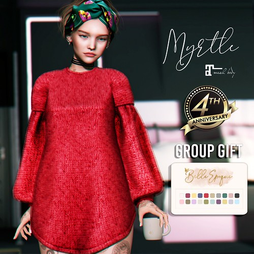 Myrtle ♥ New GROUP GIFT