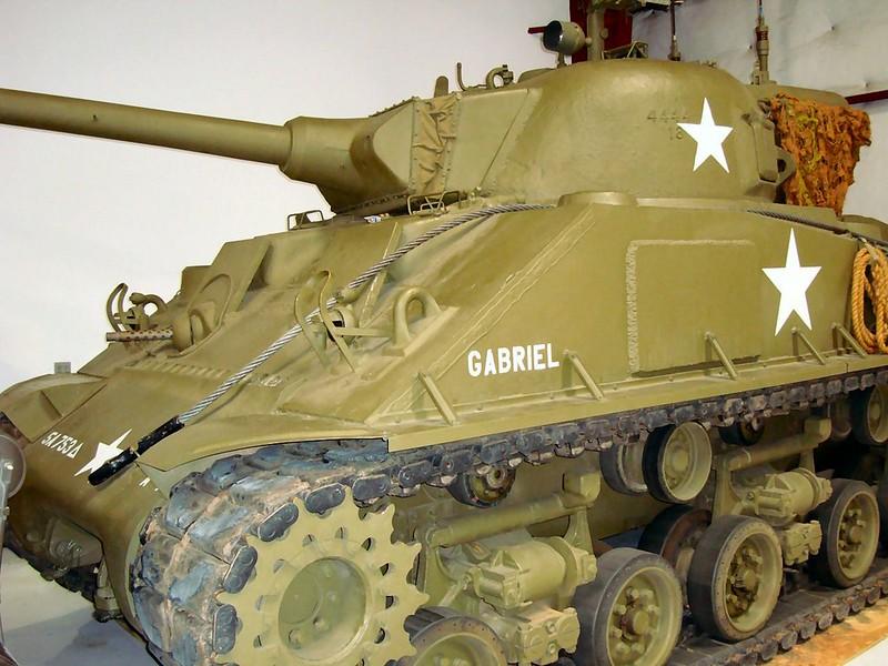 M50 Шерман 2