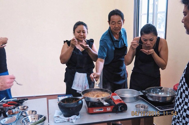 Traditional Malaysian Cooking Class (1)