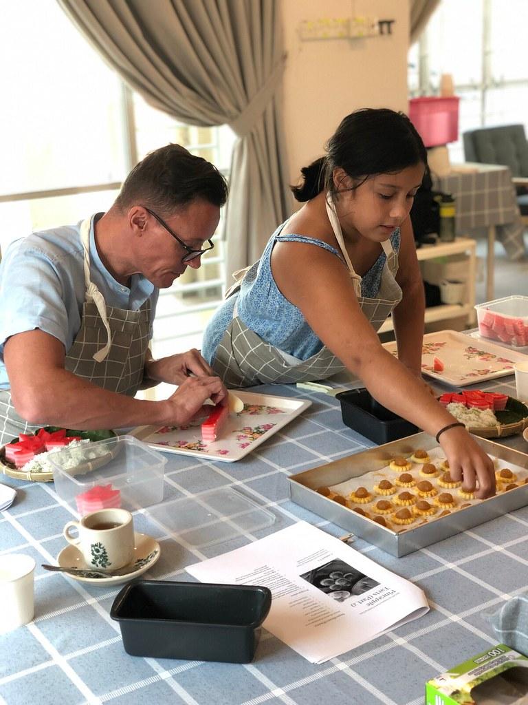 Make Nyonya Kuih in Melaka (1)