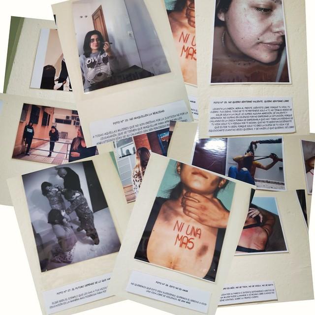 Concurso de fotos. 25 de noviembre