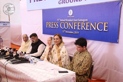 Primal Singh Ji, Coordinator Press and Publicity Deptt SNM