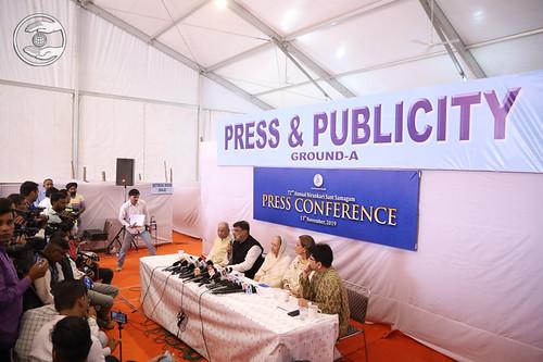 Vivek Mauji, Coordinator Press and Prachar