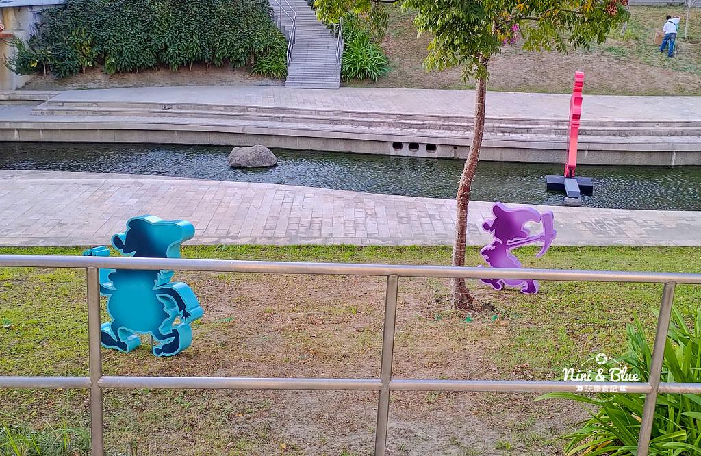 2019台中耶誕夢想世界.柳川水岸景觀步道03