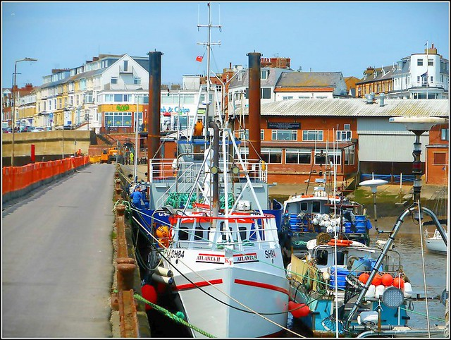 Bridlington Harbour ..
