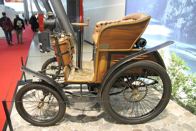 Popp Patent-Motorwagen (1898)
