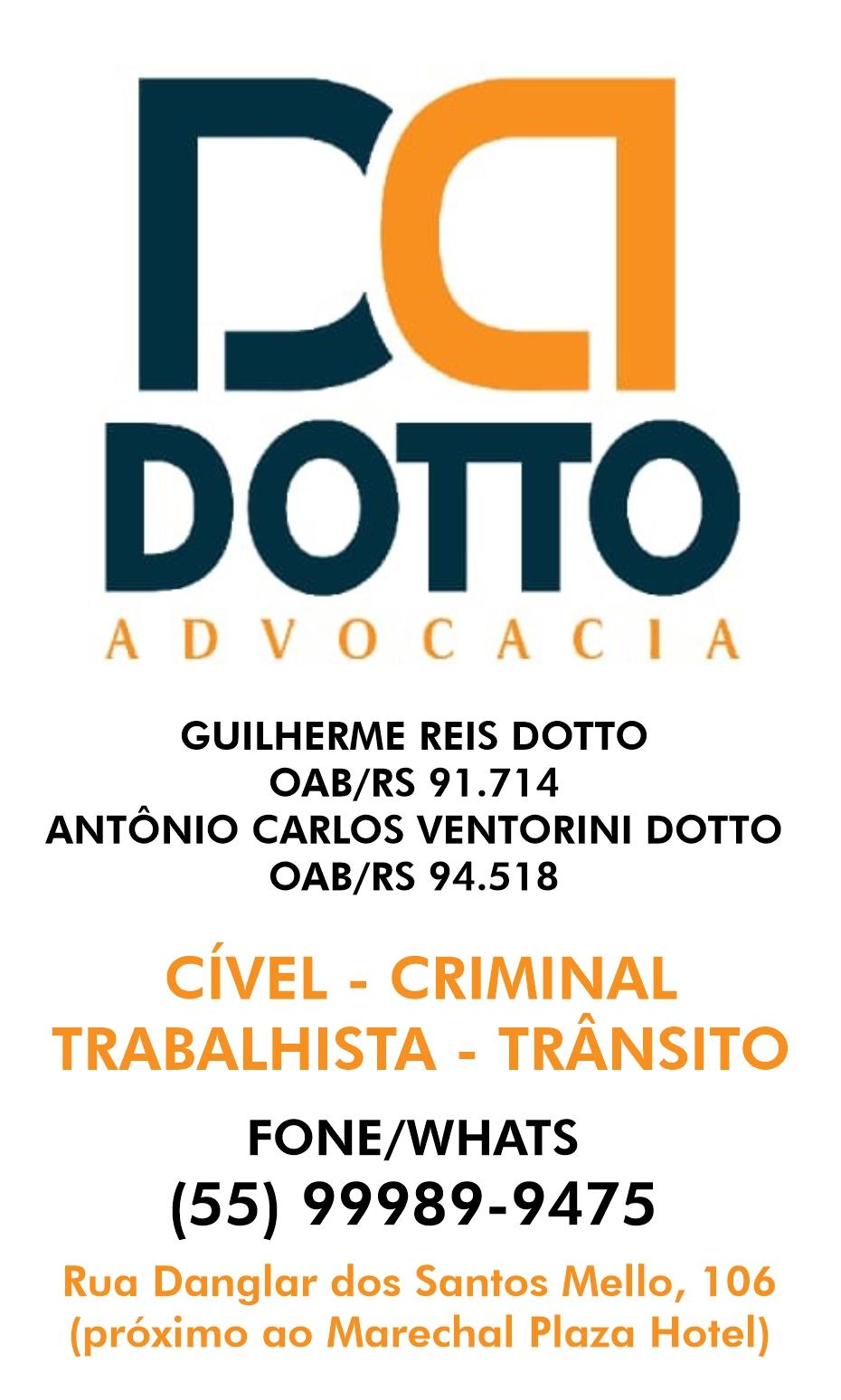 Dotto Advocacia - Cível, criminal, trabalhista, trânsito - clique aqui para entrar no site