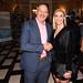 Simon Burnett with Fiona Saddler